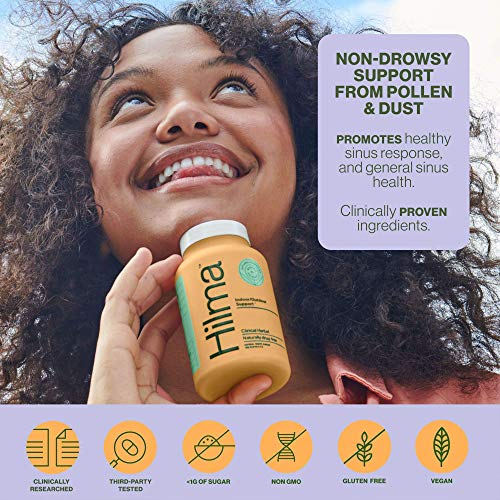 51w6b2CFzCL - Allergy Support Supplement by Hilma