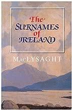 The surnames of Ireland / Edward MacLysaght