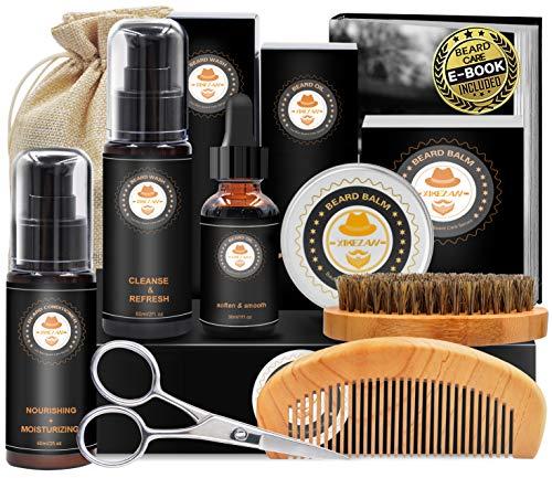 Xikezan -  Bartpflege Set mit