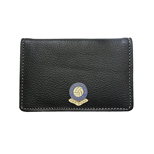 Peterborough United Football Club Leather Card Holder Wallet