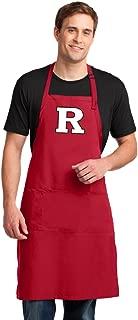 Broad Bay Large Rutgers University Mens Apron or Womens Aprons