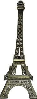 Ryme Eiffel Tower Statue 7 Inches Showpiece Standard Multi