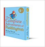 The Complete Adventures of Paddington: The 15 Complete and Unabridged Novels in One Volume...
