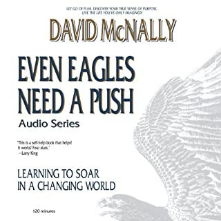 Even Eagles Need a Push cover art
