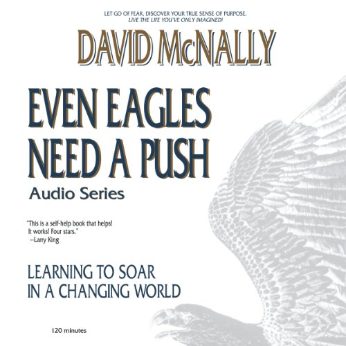 Even Eagles Need a Push audiobook cover art