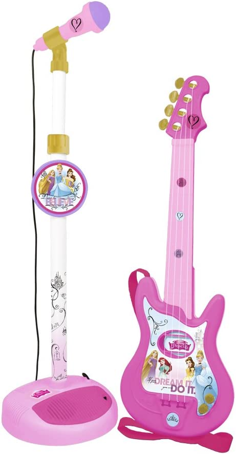 CLAUDIO REIG- Princesas Disney Micrófono y Guitarra (5279.0)