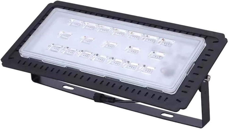 YDYG LED-Flutlicht für den Auenbereich, LED-RGB-Sicherheitslichter mit intelligentem Blautooth-Netz und APP-Steuerung, Farbwechsel mit wasserdichtem IP66-Nachtlicht für den Garten