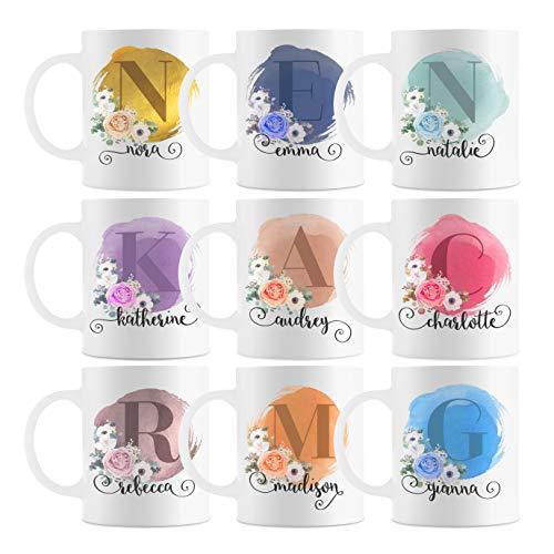 Customization Lounge Personalized Ceramic Mugs