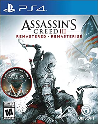 Assassin's Creed III: Remastered - PlayStation 4