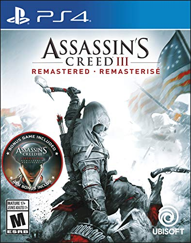 Assassin's Creed III: Remastered for PlayStation 4 [USA]