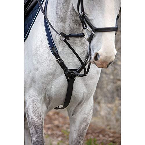 Horseware Rambo Micklem Breastplate Black Small Horse/Cob