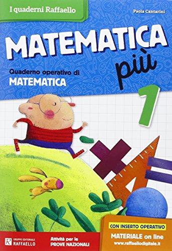 Matematica più. Per la Scuola elementare (Vol. 1)