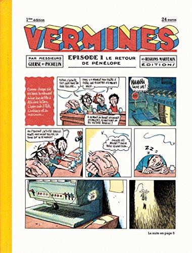 Vermines magazine, N° 1 :