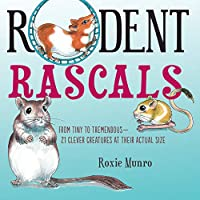 Rodent Rascals: Clever Creatures at their Actual Size