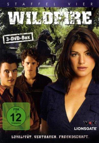 Wildfire - Staffel 4 (3 DVDs)