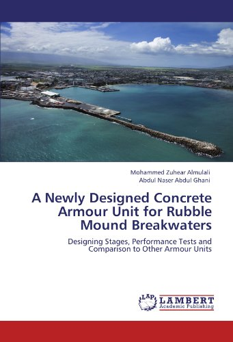 A Newly Designed Concrete Armour Unit for Rubble Mound Breakwaters: Designing Stages, Performance Tests and Comparison to Other Armour Units