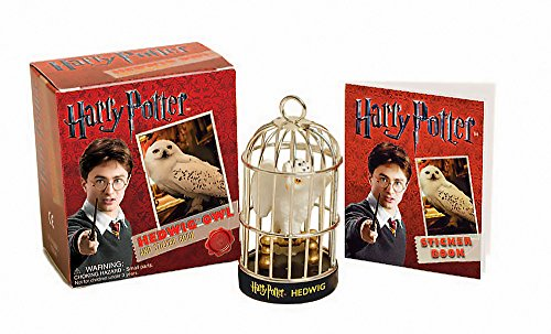 Harry Potter Hedwig Owl Kit and Sticker Book (RP Minis)