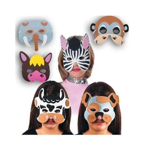 CARNIVAL TOYS S.R.L., F Masque DE BUE pour Animaux de Compagnie