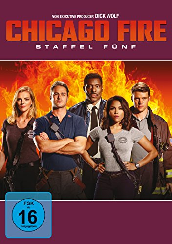 Chicago Fire - Staffel fünf [6 DVDs]