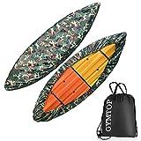 GYMTOP 7.8-18ft Waterproof Kayak...