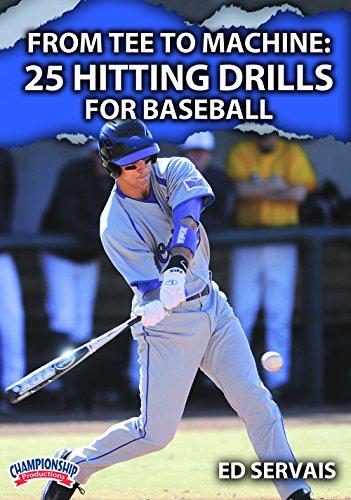 From Tee to Machine: 25 Hitting Drills for Baseball