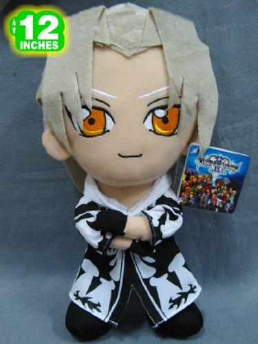 xemnas kh2 plush toy that s right it s xemnas the stuffy yet bishie    Xemnas Kingdom Hearts Chibi