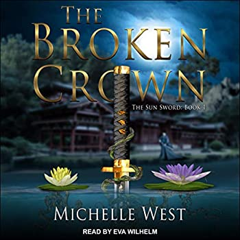 The Broken Crown by Michelle West science fiction and fantasy book and audiobook reviews