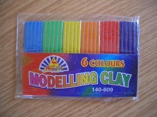 Pâte Modeler Enfant 4 Paquet Idéal Poche Anniversaire Souvenir