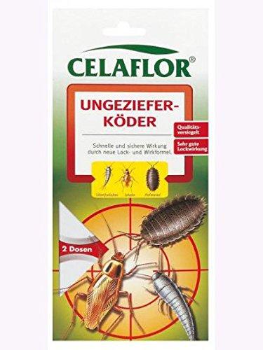 Ungeziefer Köderdose Celaflor 2 Dosen