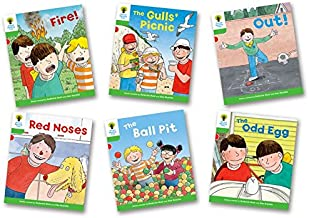 Oxford Reading Tree Biff, Chip and Kipper Level 2. Decode and Develop: Mixed Pack of 6
