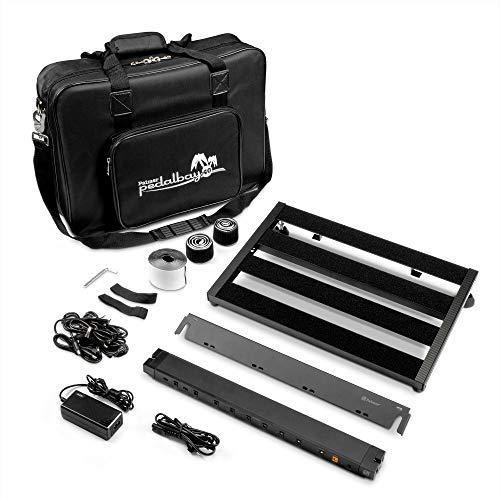 Palmer Pedalbay 40 PB PPEDALBAY40 - Pedal (incluye WTPB40 Powerbar, con fuente de alimentación y funda acolchada)