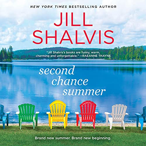 Second Chance Summer Audiobook By Jill Shalvis cover art