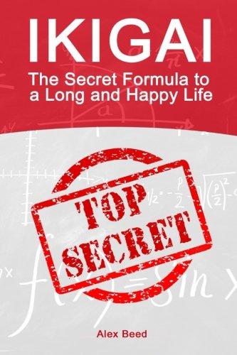 Ikigai: The Secret Formula to a Long and Happy Life