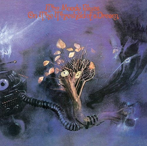Moody Blues-on The Threshold