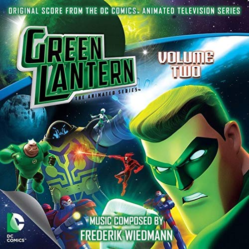 Green Lantern: The Animated Series, Volume Two, limited-edition CD