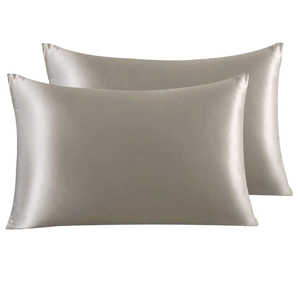Faunna 2-Pack Queen Cotton Luxury Cotton Pillow Cover
