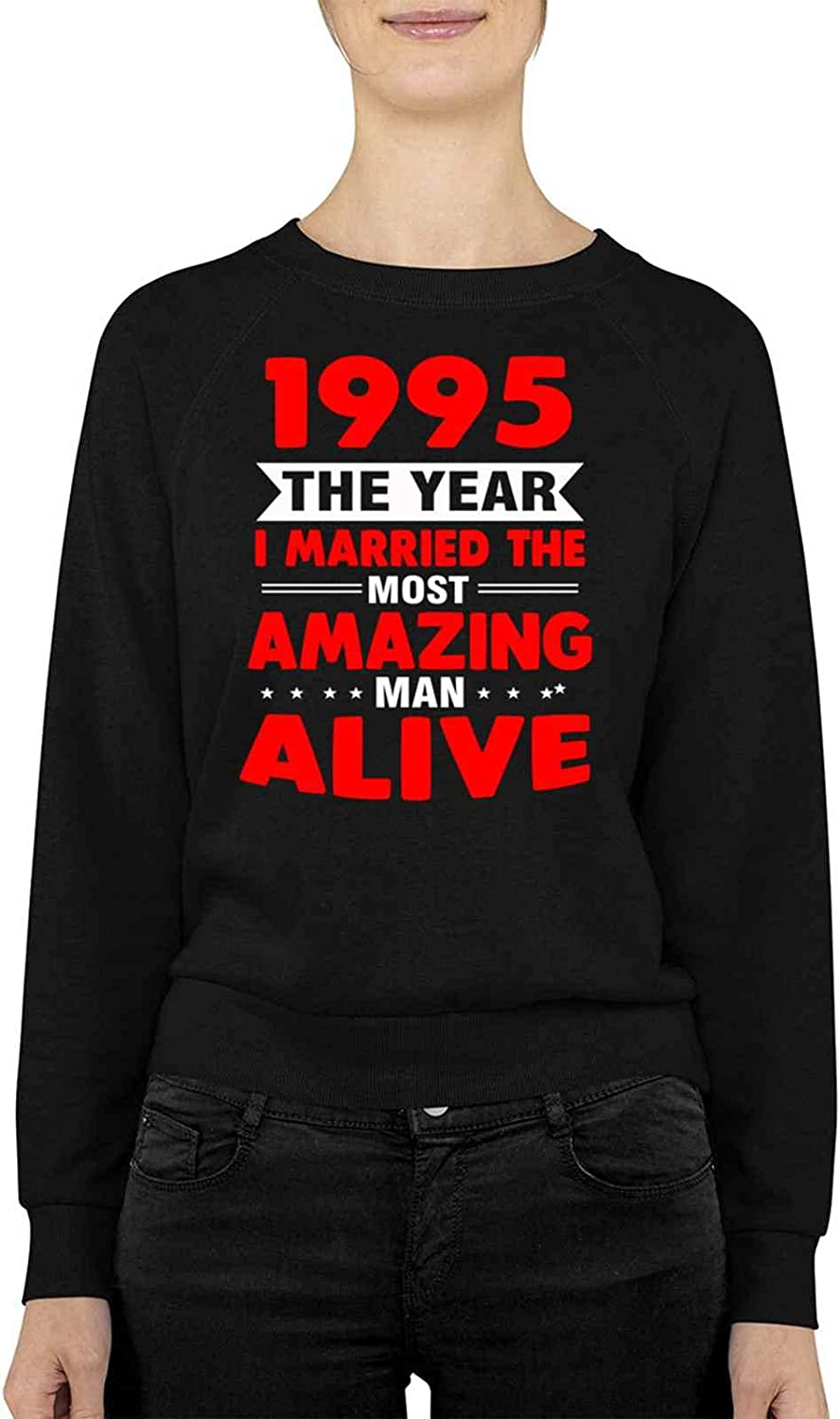 Funny F7c 1995 I Ranking TOP8 MARRIED THE For Present Courier shipping free shipping ALIVE AMAZING Birthday