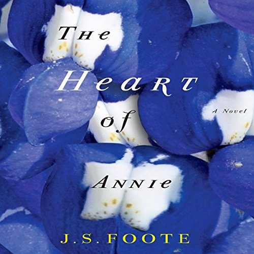The Heart of Annie audiobook cover art