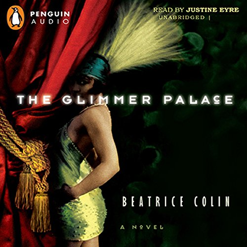 The Glimmer Palace audiobook cover art