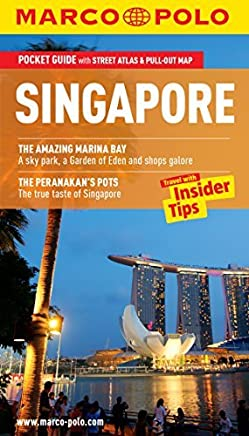 Singapore Marco Polo Guide (Marco Polo Guides) by Marco Polo Travel Publishing(2013-07-01)