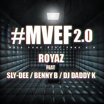 Mais vous êtes fous (feat. Sly Dee, Benny B, DJ Daddy K) [#mvef 2.0]