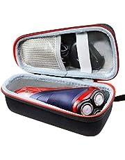 AONKE hård resväska väska för Philips serie 3000 våt och torr elektrisk rakapparat för män S3580/06