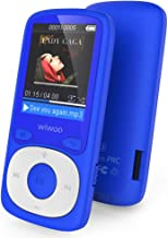 MP3 Player, Wiwoo 16GB MP3 Player with FM Radio Voice Recorder HiFi Lossless Sound MP3 Player for Sport Running, Expandabl... photo