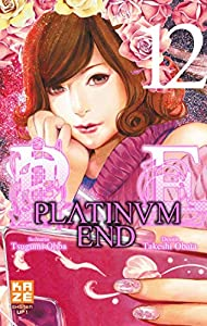 Platinum End Edition simple Tome 12