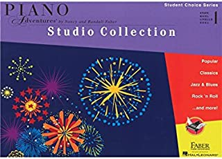 Faber Piano Adventures - Student Choice Series: Studio Collection Level 1