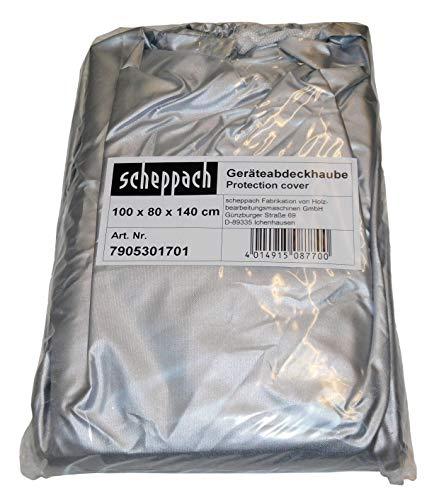 Scheppach 7905301701 Geräteabdeckhaube 1000x800x1400mm wasserdicht f. Gartenrollsieb
