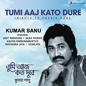 Tumi Aaj Kato Dure