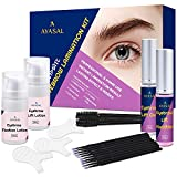 AYASAL Ultimate Eyebrow Lamination Kit, Eyebrow Lift Kit - DIY Brow Perm, Brow Perm Kit, Professional Grade & Easy for Beginners.