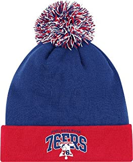 Mitchell and Ness Sixers Wool 2 Snapback Hat with Bell NL15Z-TPC576ERS