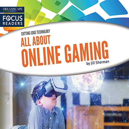 All About Online Gaming audiobook cover art
